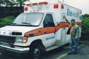Donación Ambulancia